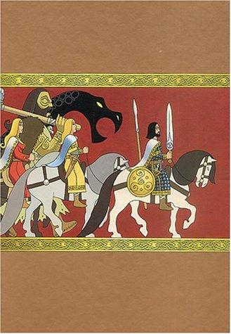 Coffret Arthur, une épopée celtique, tome 6 : Gereint et Enid par David Chauvel