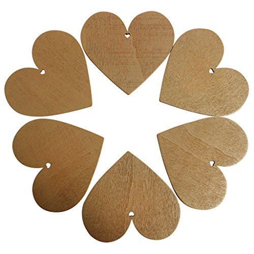 kurtzy-tm-50-placche-decorative-a-forma-di-cuore-color-caffe-in-legno-da-85-mm