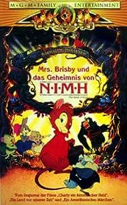Mrs. Brisby und das Geheimnis von Nimh [VHS]