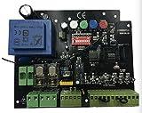 Universal Automatischer Flügeltorantrieb Steuerung mit Multifrequenz Empfänger Kompatibel mit Sommer, Hörmann, Marantec, DITEC, FAAC, BFT
