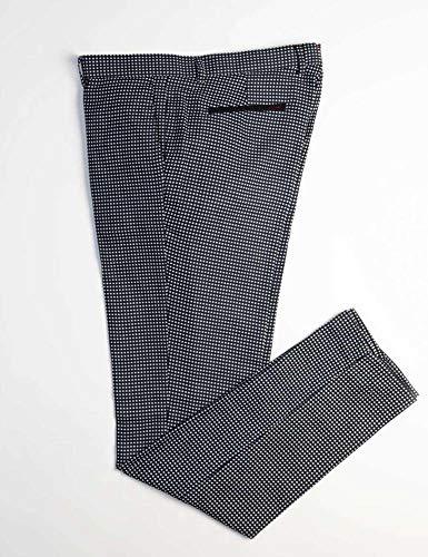 El Ganso 1020S190005 Pantalones, Azul (Marino 0005), Tamaño del Fabricante:44 para Hombre