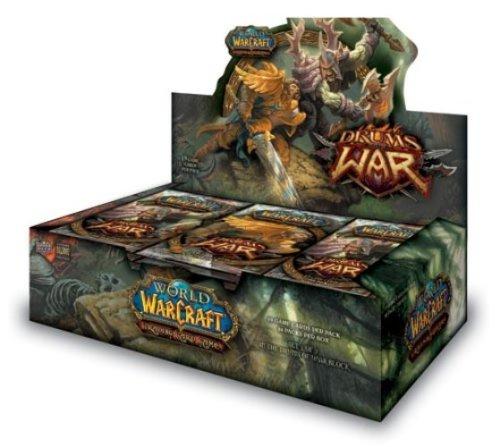 Upper Deck World of Warcraft Drums of War - Booster Box [Sports]