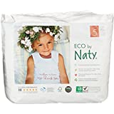 Naty by Nature Babycare ECO Lot de 4 packs de 20 culottes d'apprentissage 80 fils Taille 5