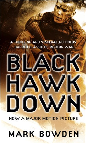 Black Hawk Down por Mark Bowden