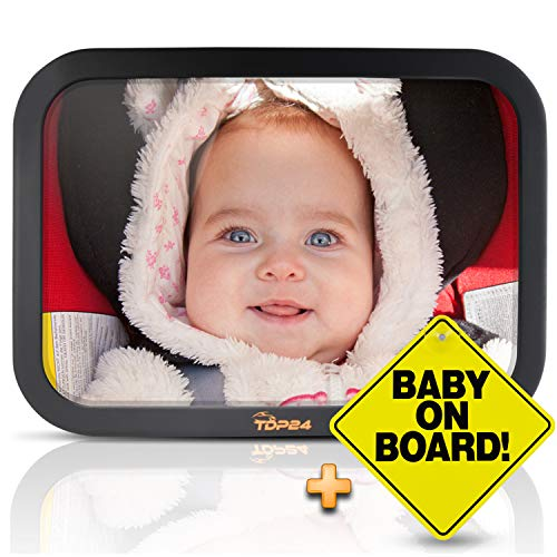 TDP24 Autospiegel Baby - Rückspiegel Baby Auto
