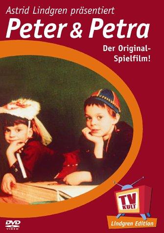 Lindgren-Edition: Peter und Petra
