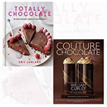 Totally Chocolate and Couture Chocolate [Paperback] 2 Books Bundle Collection - 60 deliciously seductive recipes,A Masterclass in Chocolate
