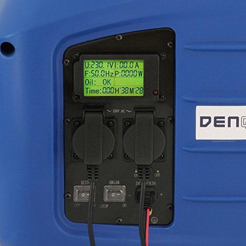 Denqbar DQ2800 digitaler Inverter Stromerzeuger 2,8 kW - 5