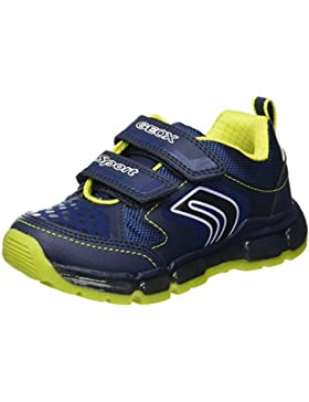 Geox J Android Boy A, Zapatillas