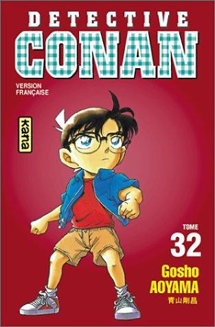 Détective Conan, tome 32 par Gosho Aoyama