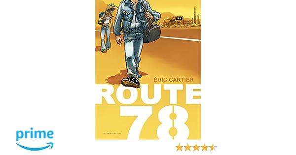 Eric Route 78 CartierAudrey Livres Alwett QCxrdtshB