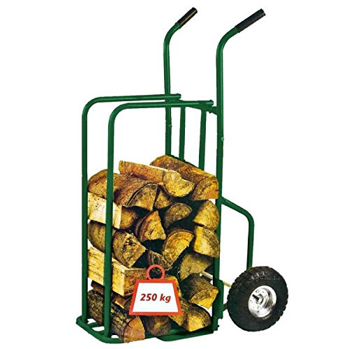 provence-outillage-07511-chariot-a-buche-charge-maxi-250-kg-roues-gonflees-jaune