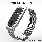 2 x Ersatzband für Xiaomi Mi Band 2 Armbanduhr, Zubehör für Xiaomi Mi Band 2