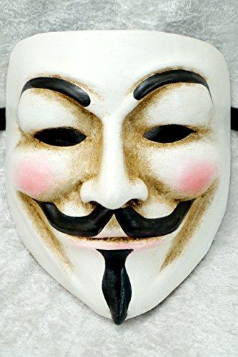 Bluemoon Venice - Máscara veneciana - V de Vendetta - Medida adulto