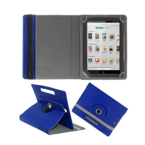 Fastway 360 Degree Rotating Tablet Book Cover For Barnes & Noble Nook Hd+ 9