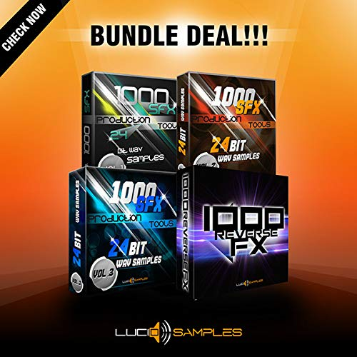 The 4000 SFX Bundle sample pack contains all 4 volumes of SFX series. This series has found its place on many Sound Engineers around the World. | DVD non BOX Xt Bundle