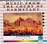 Musique a la Cour de Darmstadt : Ouverture en mi bemol | Concero, en si bemol, Ouverture en sol majeur