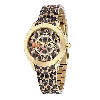 Just Cavalli Reloj analogico para Mujer de Cuarzo con Correa en Acero Inoxidable R7253177501