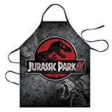 Personalized Custom Jurassic World Polyester Unisex Kitchen Aprons For Cooking 29X23.6 Inch
