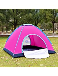 TQWMU 4 Person Portable Picnic Camping Tent Portable Waterproof Tent Outdoor And Camping Tent (For 4-5 Person).
