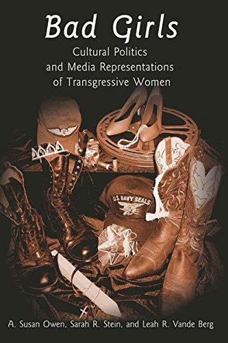 New York Yankees-stein (Bad Girls: Cultural Politics and Media Representations of Transgressive Women (Frontiers in Political Communication, Band 6))