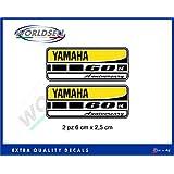 Pegatinas 60 Aniversario kit YEC YAMAHA R1 R6 FZ1 FZ6 FZ8 TMAX MT XJ XT