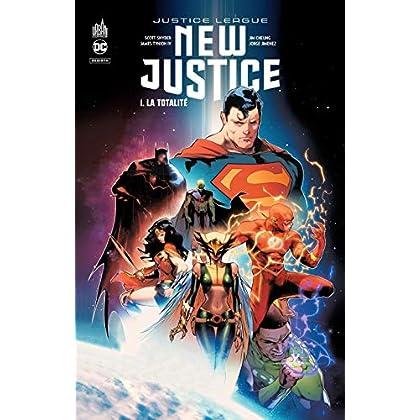 New Justice, Tome 1 : La totalité
