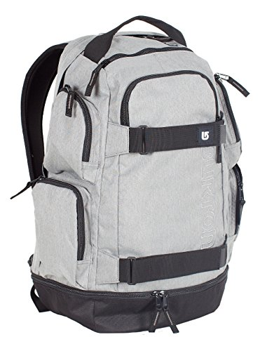 Burton Distortion Pack Daypack Grey Heather