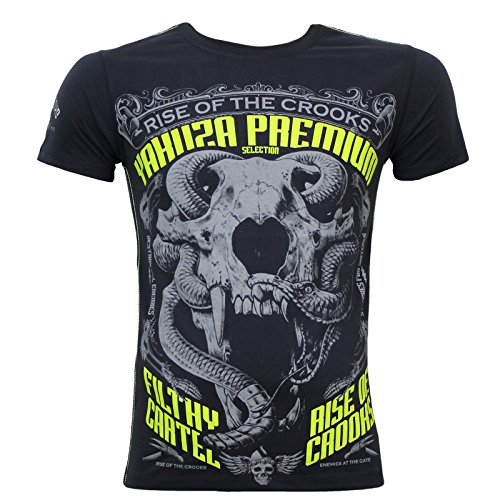Yakuza Premium T-Shirt YPS 2501 Stone