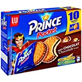 prince pocket Biscuits aux céréales et au lait fourrés parfum chocolat, sachets fraîcheur - ( Prix Unitaire )...