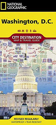 Washington D.c. (National Geographic City Destination)