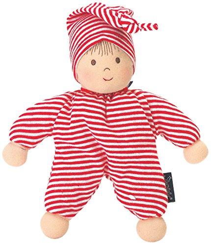 Sterntaler 30150-000034 - Spielpuppe Heiko (farblich sortiert) (Hand Puppen Für Kleinkinder)