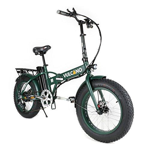 fat-bike 20faltbar Fahrrad Bike Pedale unterstützt DME Pedelec