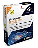 #6: BitDefender Total Security Latest Version (Windows / Mac / Android / iOS) - 1 Device, 3 Years (Email Delivery in 2 hours - No CD)