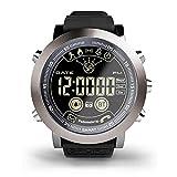 Teepao - LEMFO LF23 Relojes Hombre con Inalámbrico 4.0, Reloj Sumergible con Esfera Grande, Relojes Hombre Deportivos, Relojes Inteligentes, Reloj Digital, Múltiples Funciones Etc