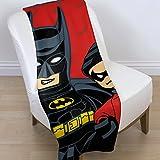 Die besten DC Comics Beddings - Charakter Lego DC Kapow Panel Fleece 100% Polyester Bewertungen