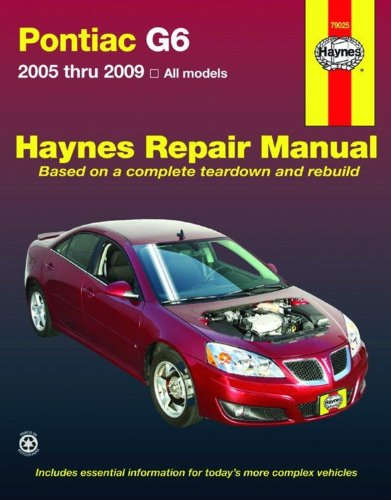 haynes-repair-manual-pontiac-g6-2005-thru-2009-all-models
