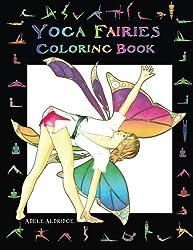 Yoga Fairies Coloring Book