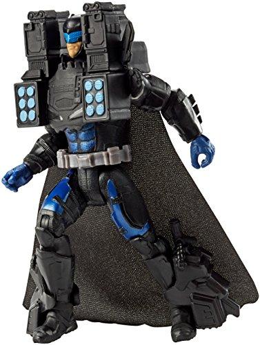 Mattel FNY60 DC Justice League Movie Basis Figur Batman, 15 cm