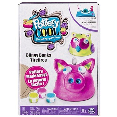 Preisvergleich Produktbild Pottery Cool - Blingy Banks by Pottery Cool