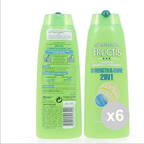 Garnier Fructis Fortifying Strength and Shine 2-in-1 Shampoo and Conditioner