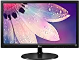 LG 20M38A-BB.AEUQJSN  Monitor IPS/LED de 49 cm (19.5 pulgadas, Full HD, LED, 1600 x 900 pixeles, 5 ms, 16:9, 200 cd/m2)  Negro