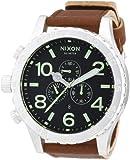 Nixon Unisex-Armbanduhr Quarz Chronograph 1037 A124