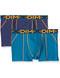 Dim 3d Flex Air X2, Boxer Homme, (lot de 2)