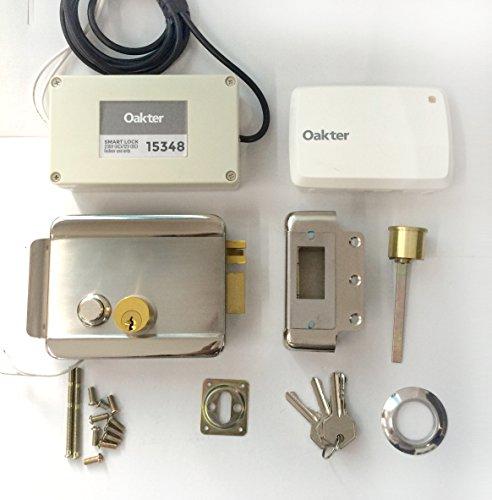 WiFi Door Lock by Oakter - Unlock your door from...