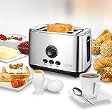 Unold 38955 Toaster Turbo Weltneuheit, 2100 W - 2