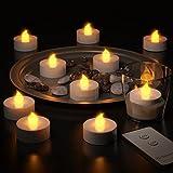 Descrizione:    Candele LED senza fiamma con luce che riproduce fedelmente il bagliore di una vera fiamma per creare una piacevole e suggestiva atmosfera in qualsiasi ambiente.  Le candele possono essere facilmente accese e spente tramite i...