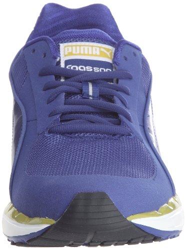 Puma Faas 500, Chaussures de running mixte adulte Bleu (27)