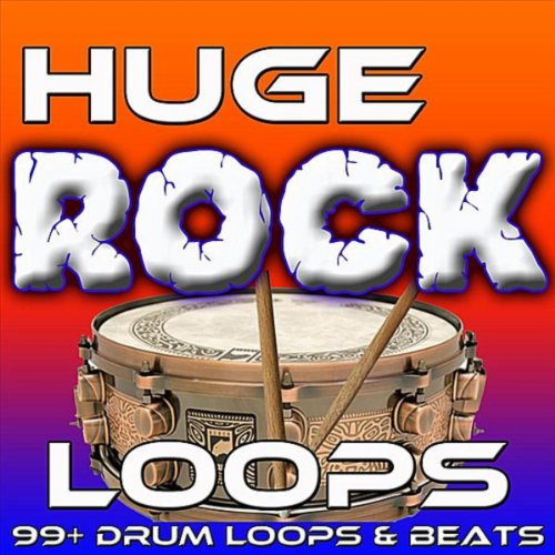 Big Drums Zep Style Drum Loop