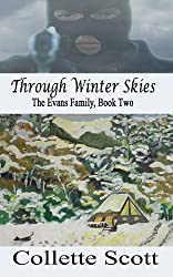 Through Winter Skies (The Evans Family Book 2)